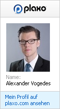 View Alexander Vogedes's profile on plaxo